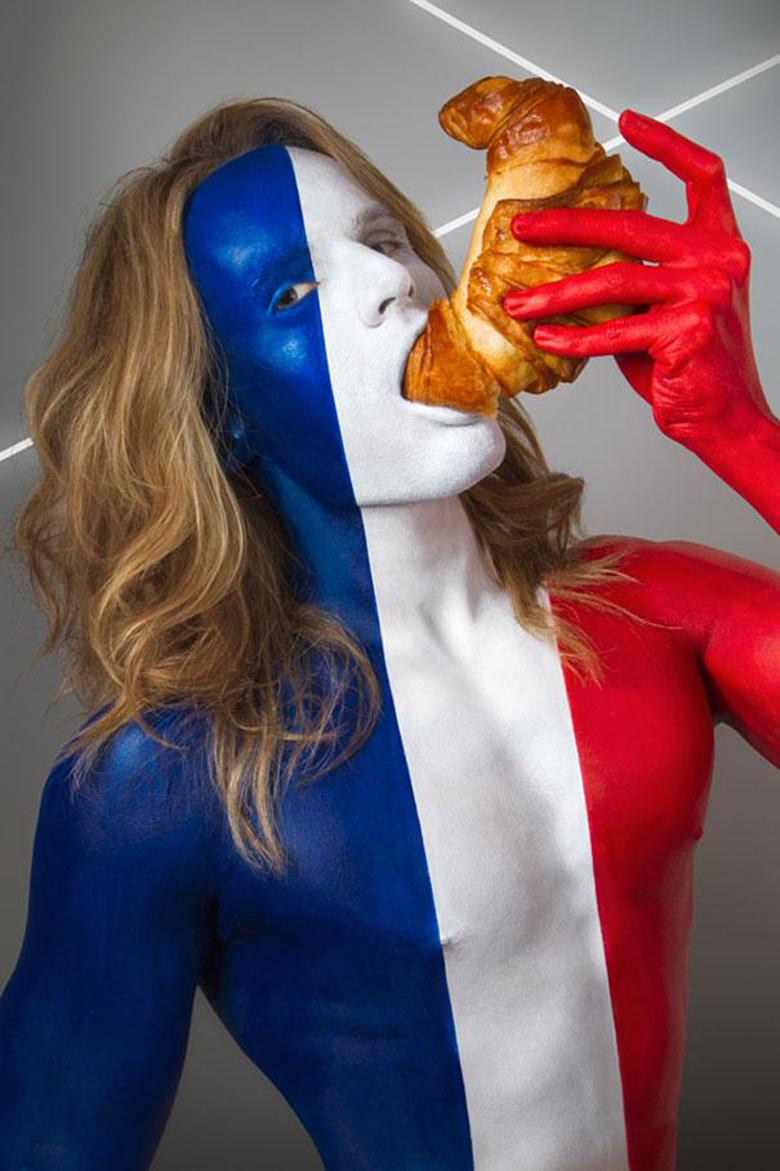 Boca no mundo França
