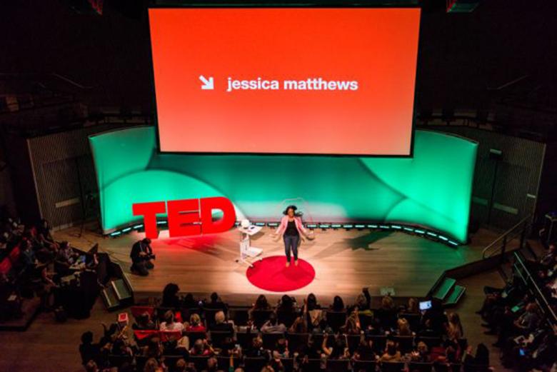 Corda Pulse apresentada no TED