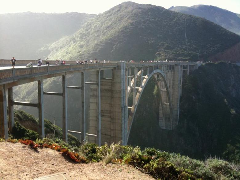a maratona mais linda do mundo ponte
