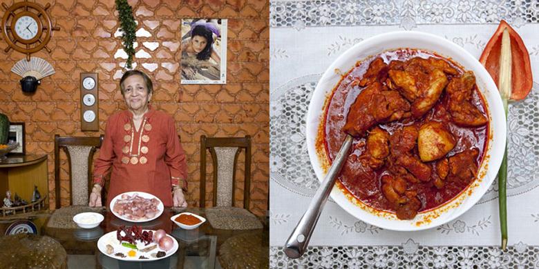 Dieta da vovó em Mumbai
