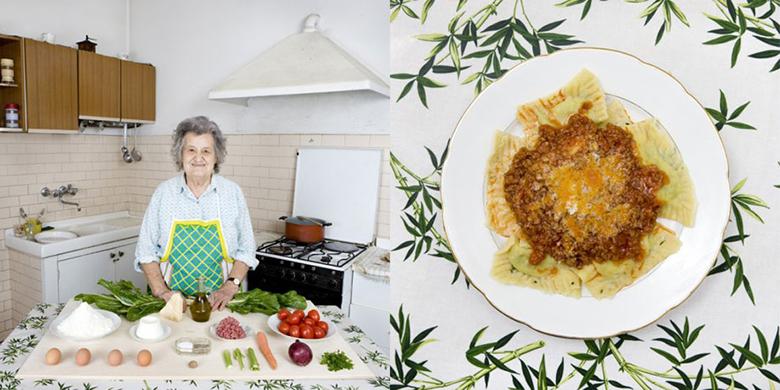 Dieta da vovó na Itália