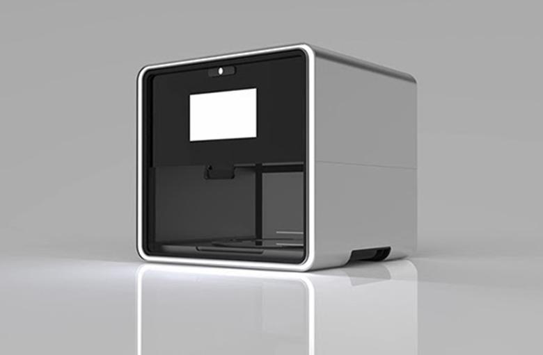 Cardápio 3D