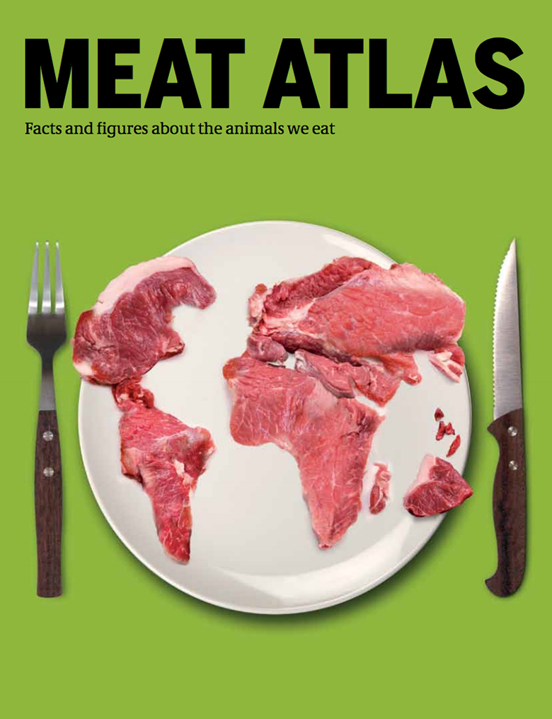 O mapa da carne